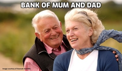 bank of mum and dad