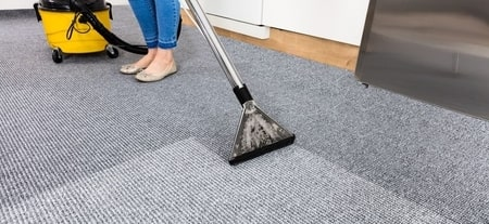 carpet cleaning to get smell out