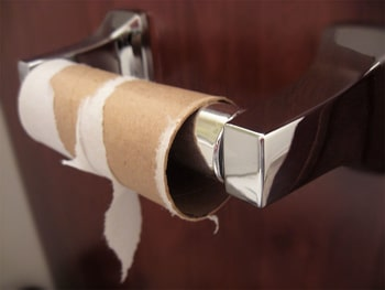 empty toilet-roll-needs-refill